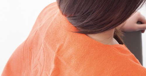 Set 4 asciugamani trattati antimacchia (IDH)