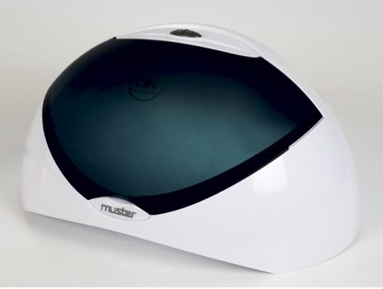 Sterilizzatore professionale con lampada germicida per materiali termosensibili
