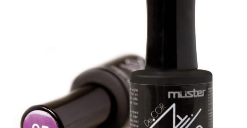 Esmalte-gel uv semipermanente para uñas na-turales