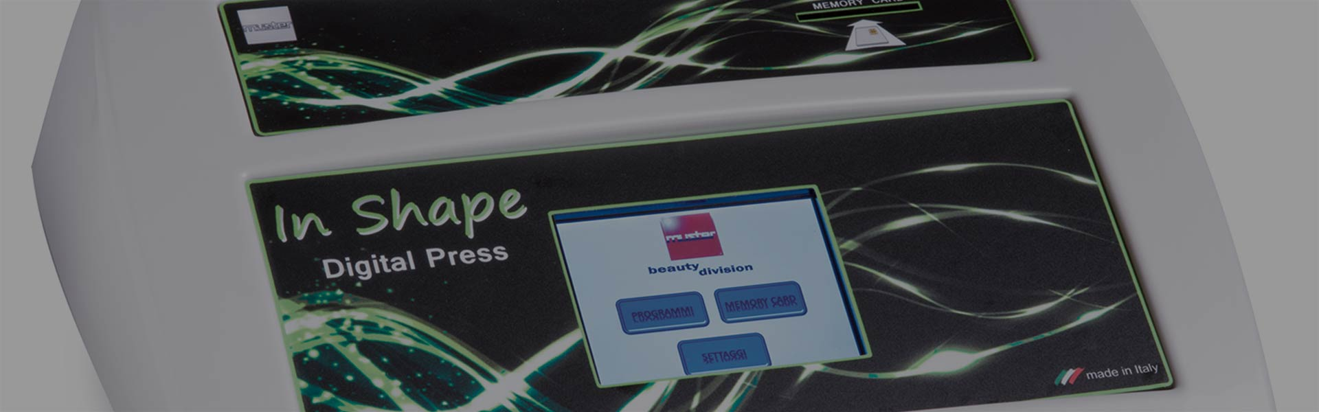 In Shape Digital Press - A professional device for