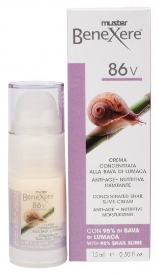 86V - Highly Concentrated Snail Slime Cream with 95% Snail Slime ...