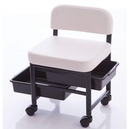 silla operativa con ruedas