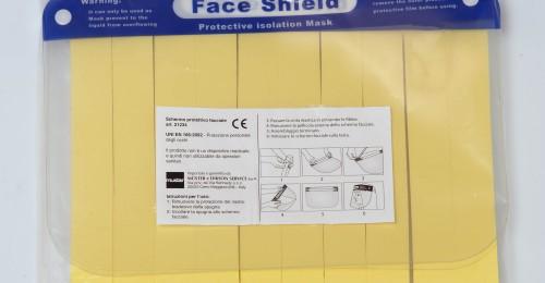 Confezione schermo protettivo