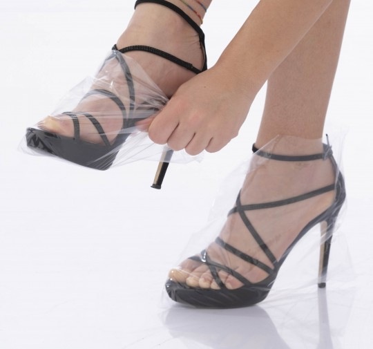 Copri scarpe monouso